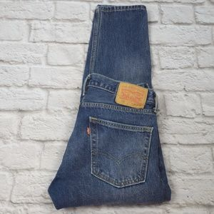 Levi's mens 502 Regular Taper-fit  jeans